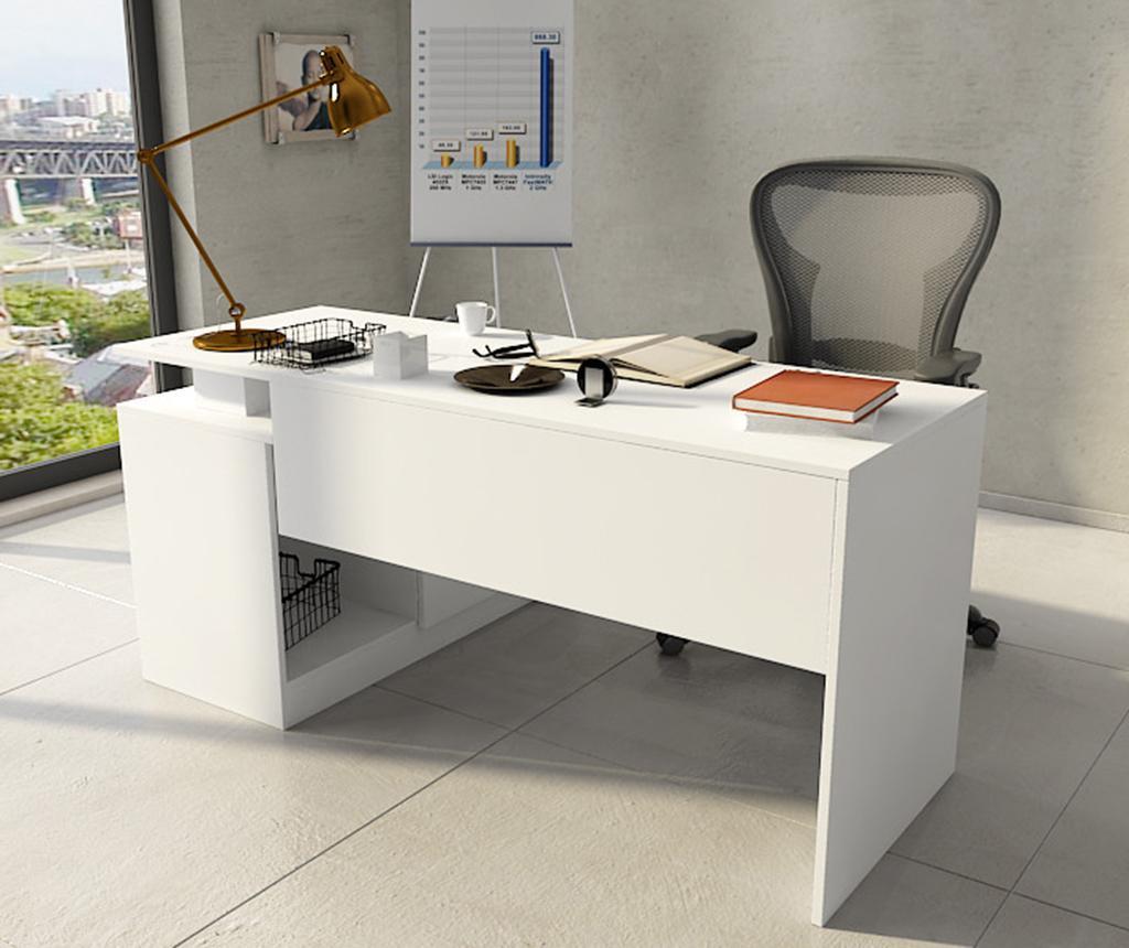 Pisalna miza Basak White