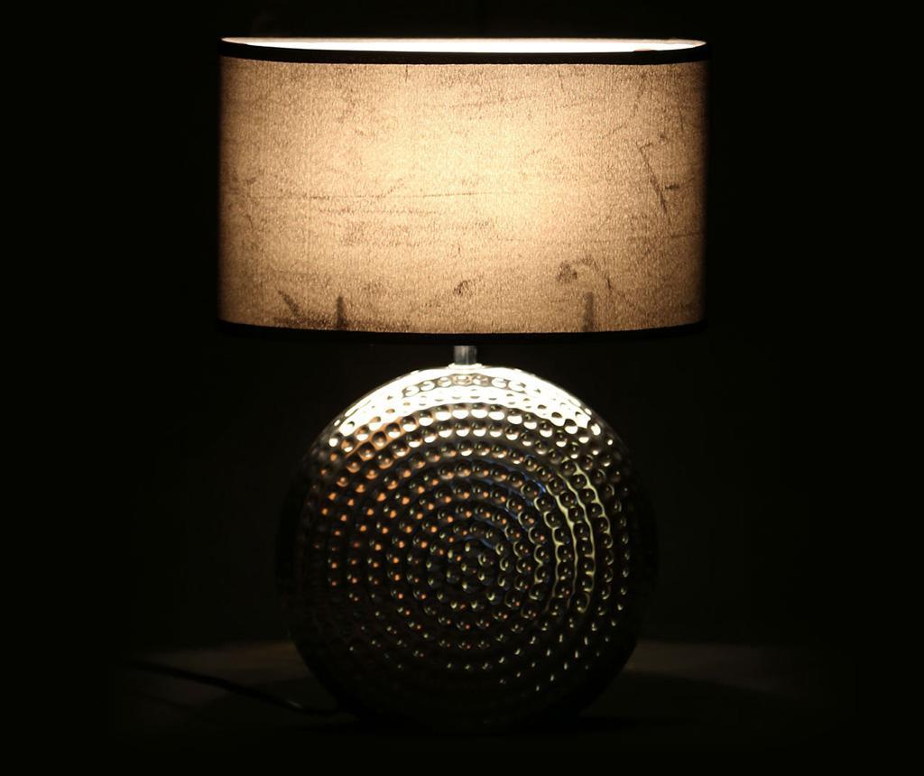 Nočna svetilka Hammered