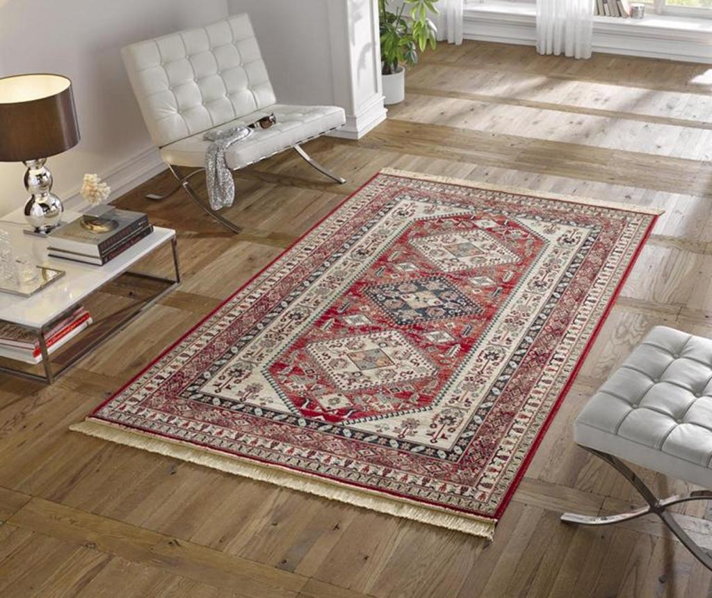 Tepih Guinevere Red 70x140 cm