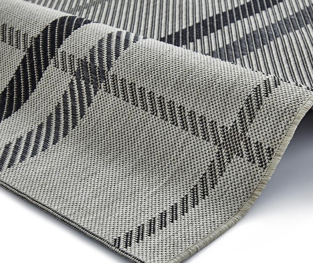 Koberec Breeze Sand and Grey 120x170 cm