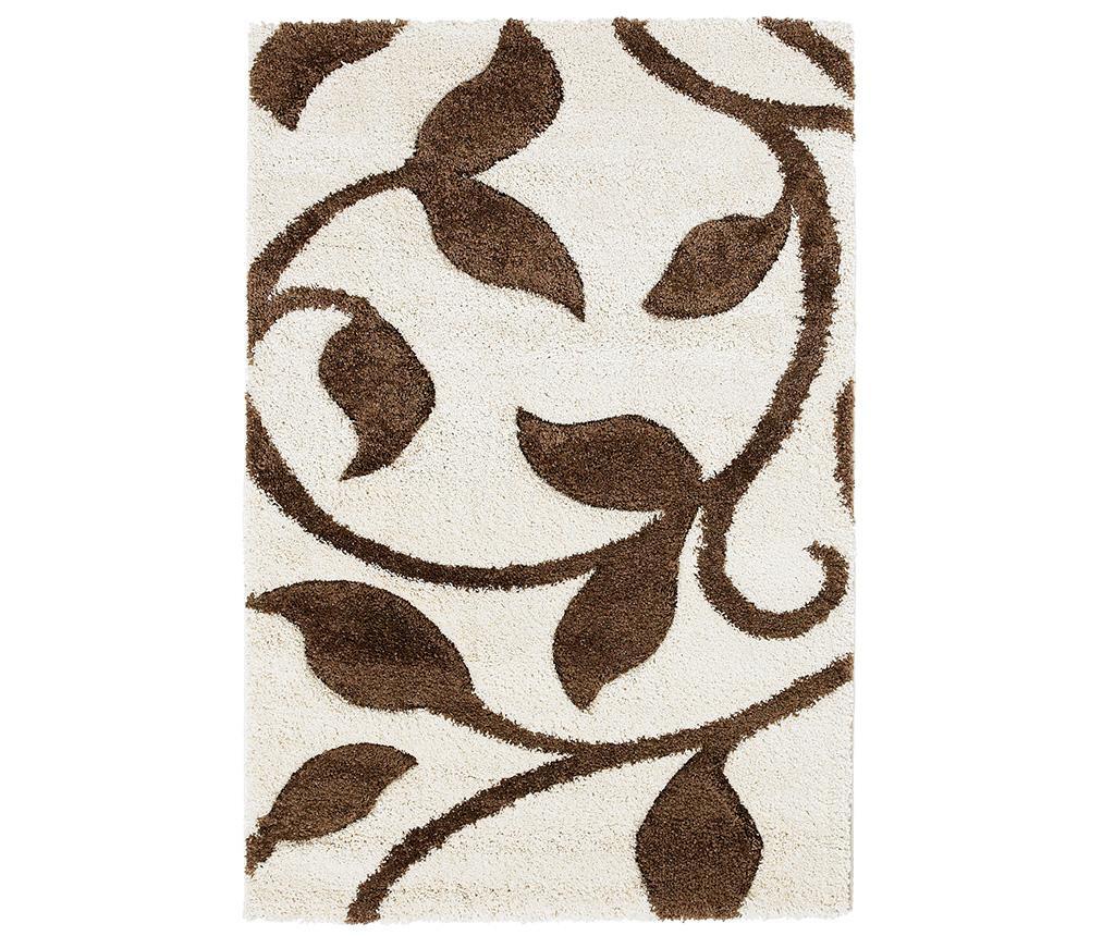 Tepih Fashion Ivory and Beige 80x150 cm