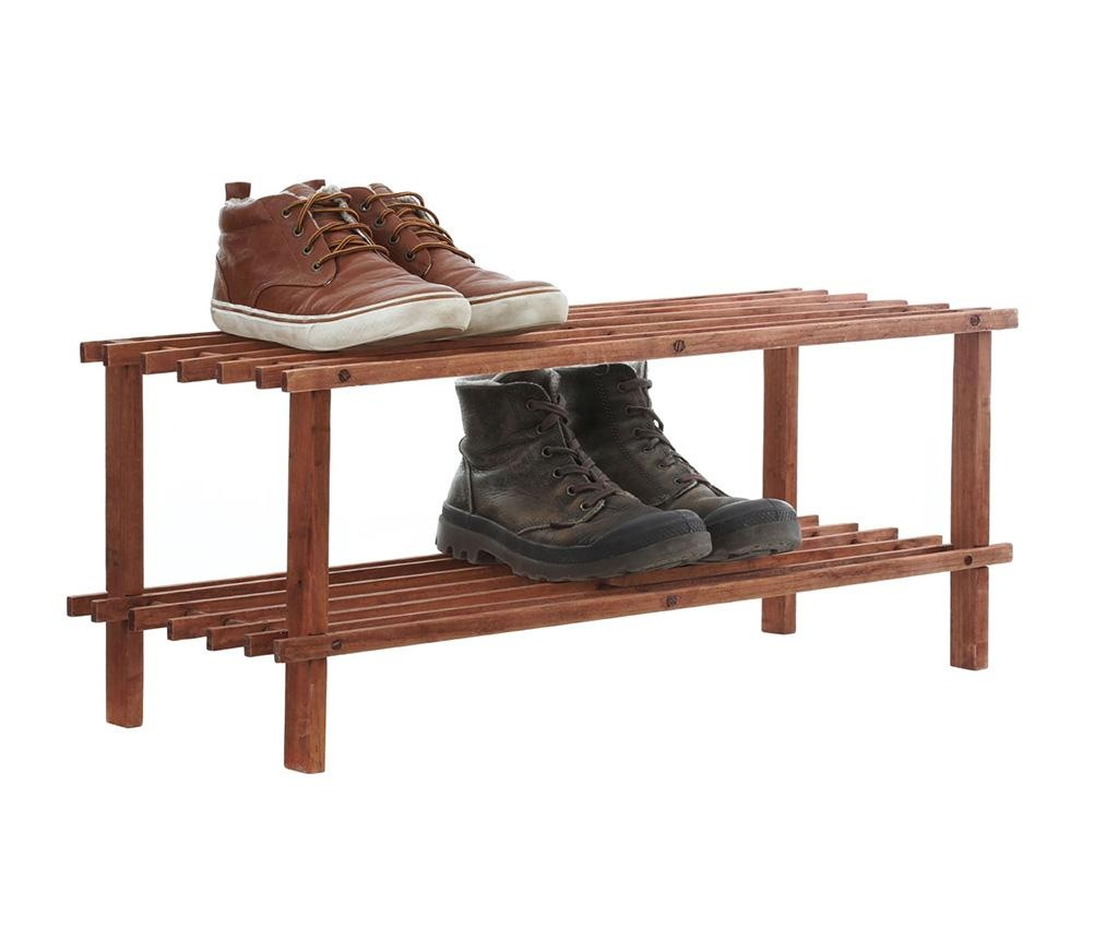 Regal za obuću Shiva Brown