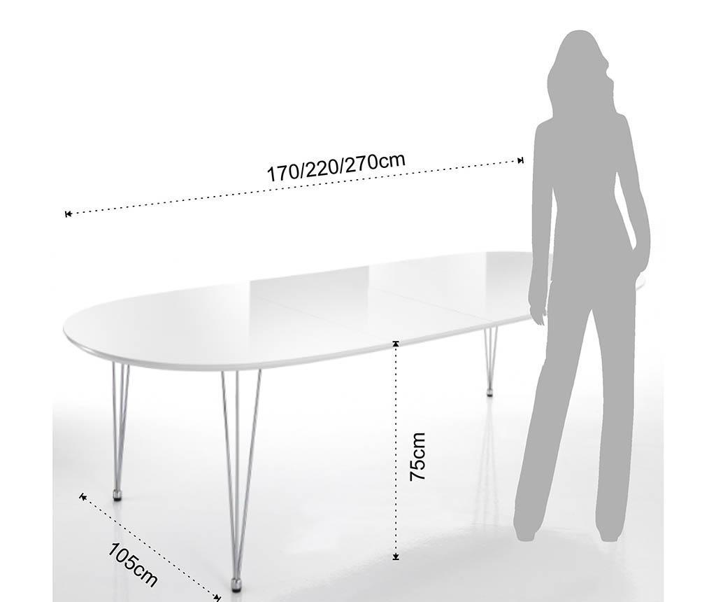 Stol na razvlačenje Elegant