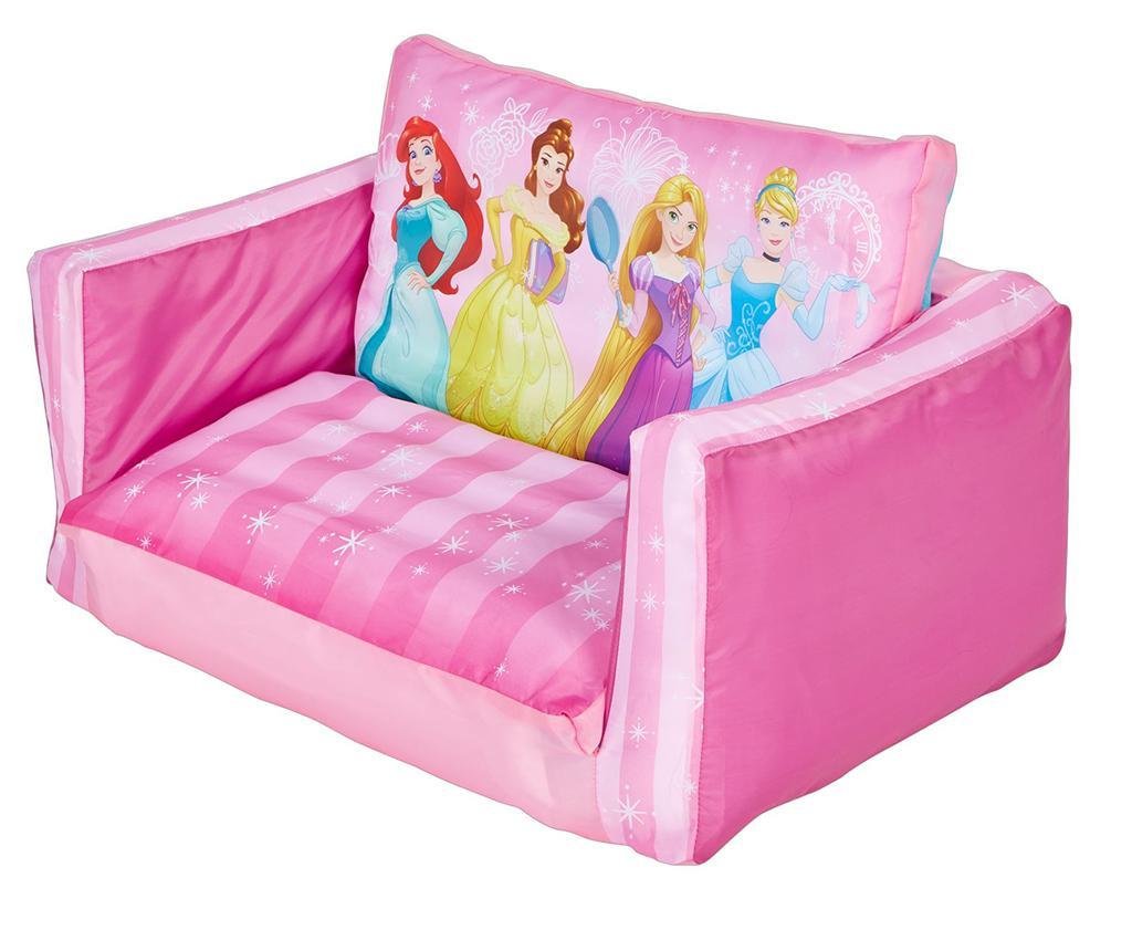 Disney Princess Felfújható kanapé gyerekeknek