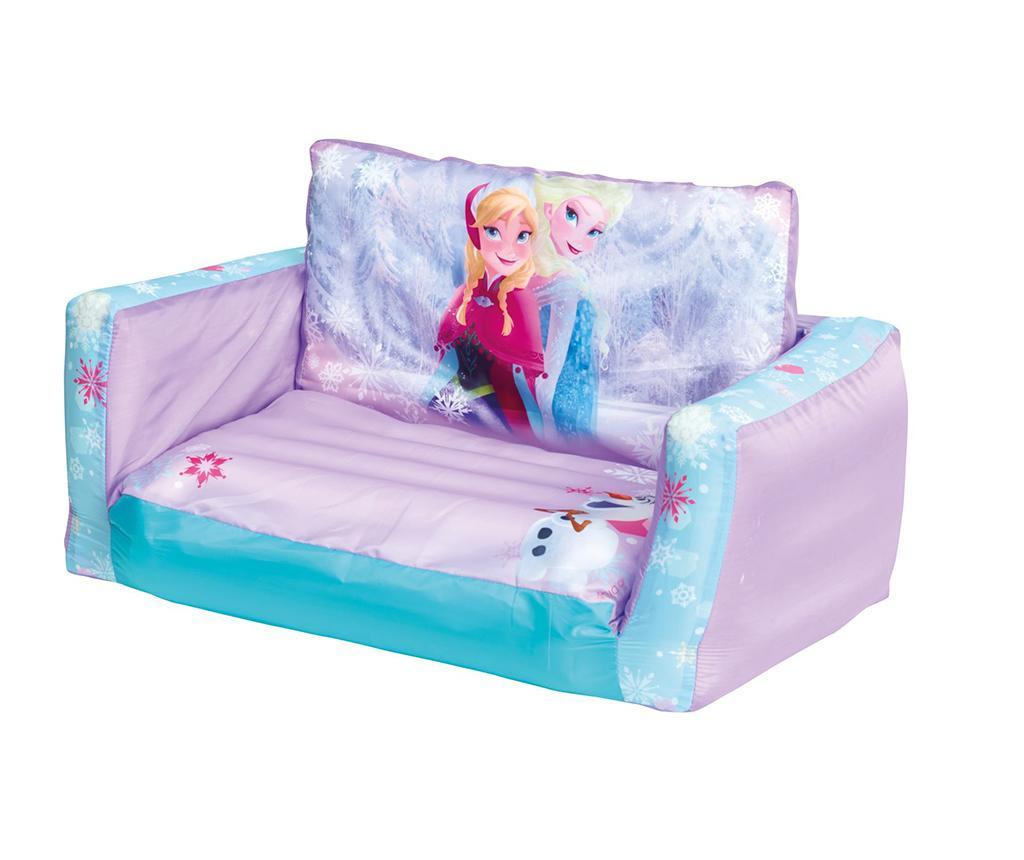 Frozen Felfújható kanapé gyerekeknek