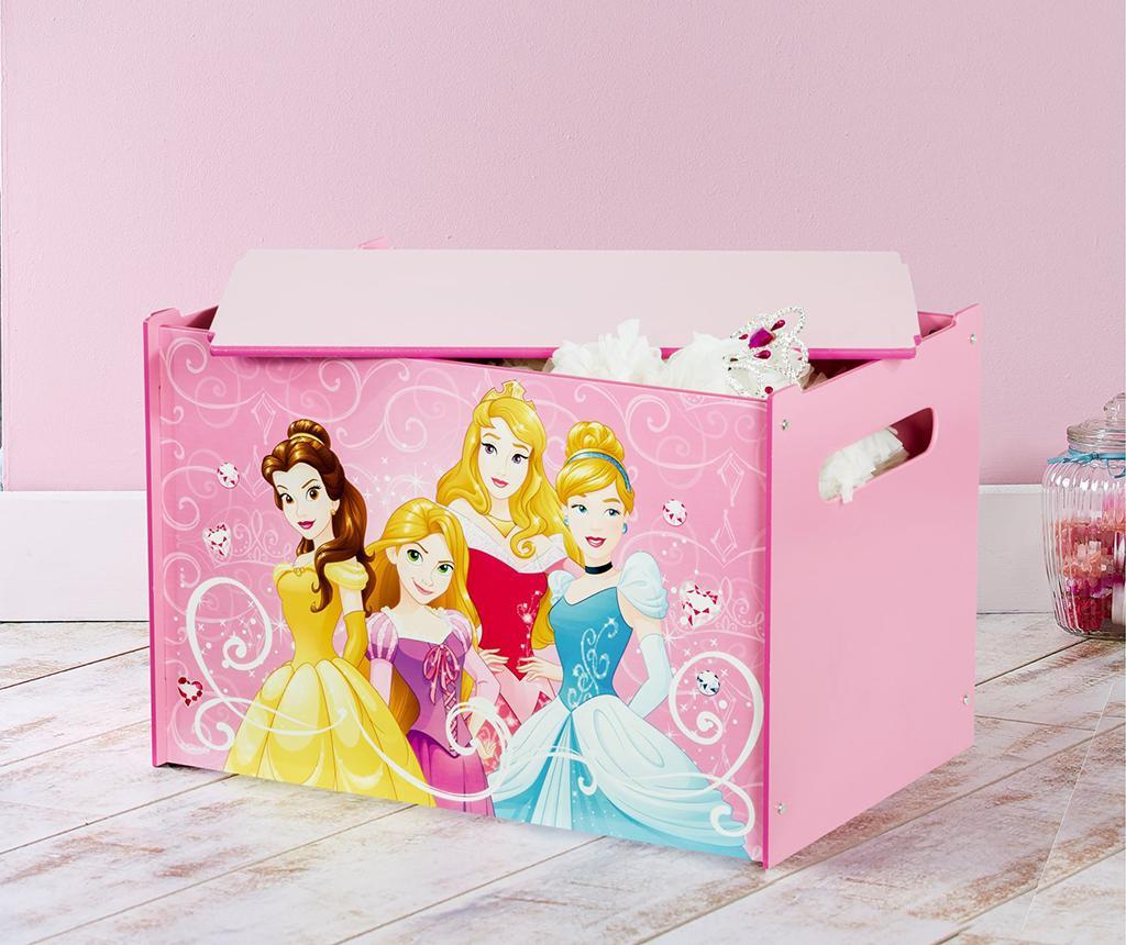 Disney Princess Tárolódoboz fedővel