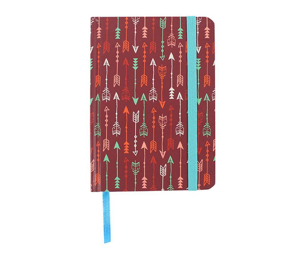 Carnetel Arrow Notebook