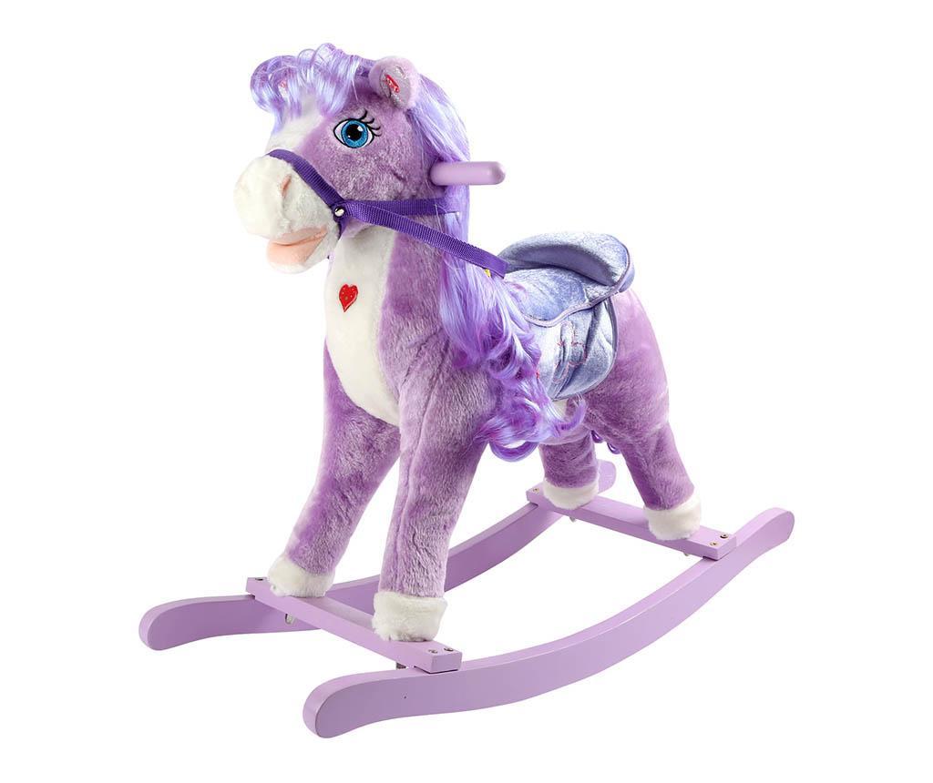 Jucarie balansoar Purple Pony