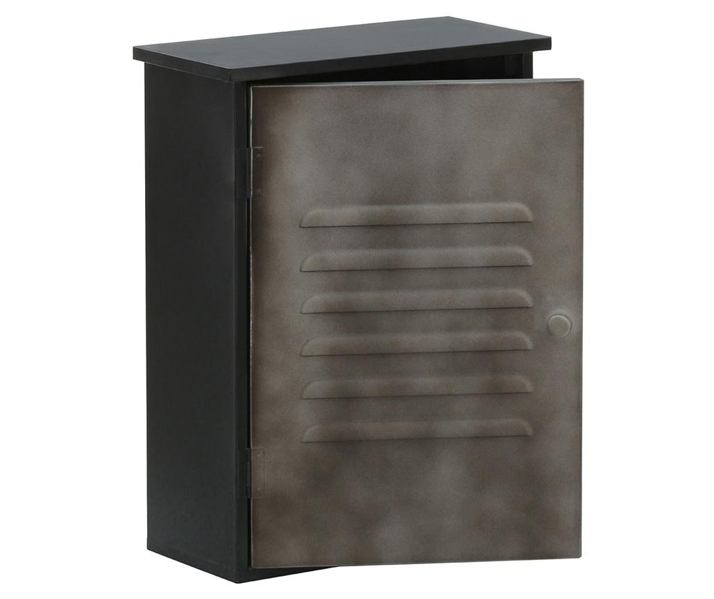 Cabinet Locker Black