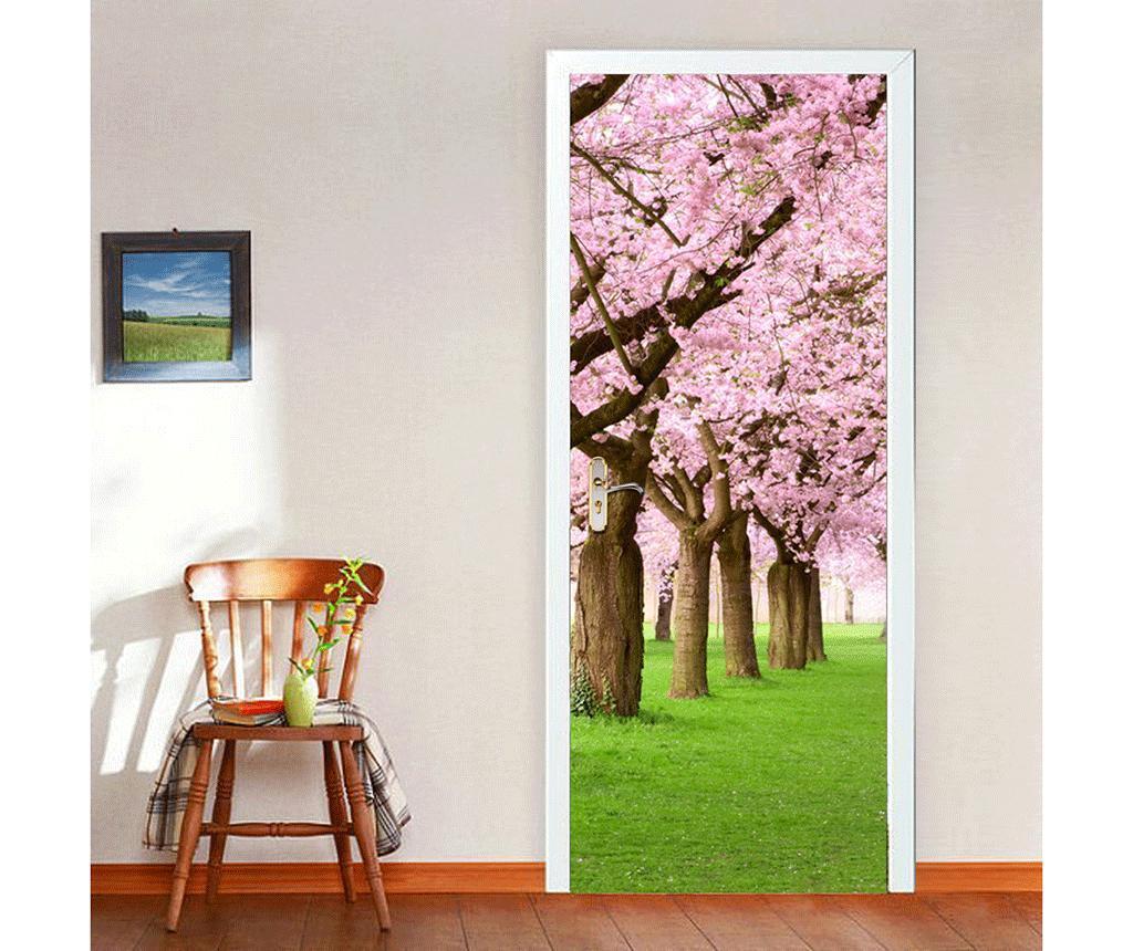 Blossom Flowers Tree Ajtómatrica