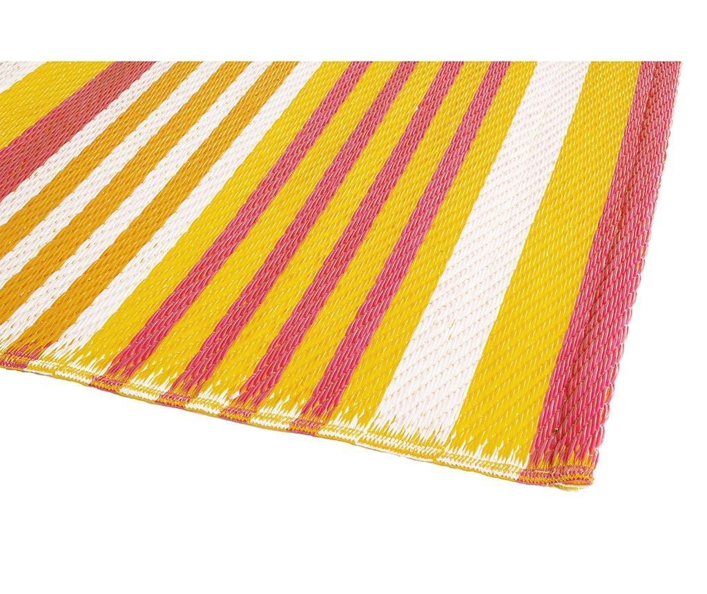 Preproga Cora Yellow 120x180 cm