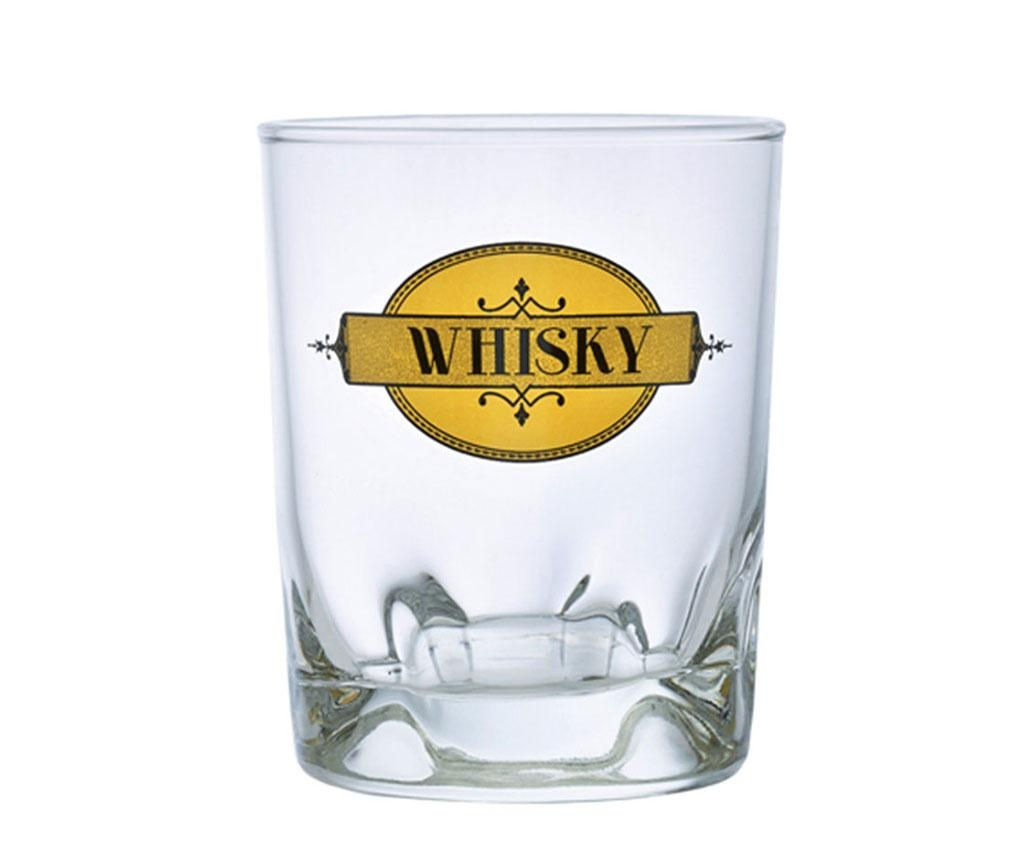 Set 6 kozarcev Duke Whisky 240 ml