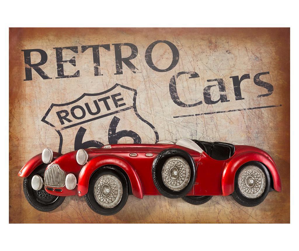 Decoratiune de perete Retro Car