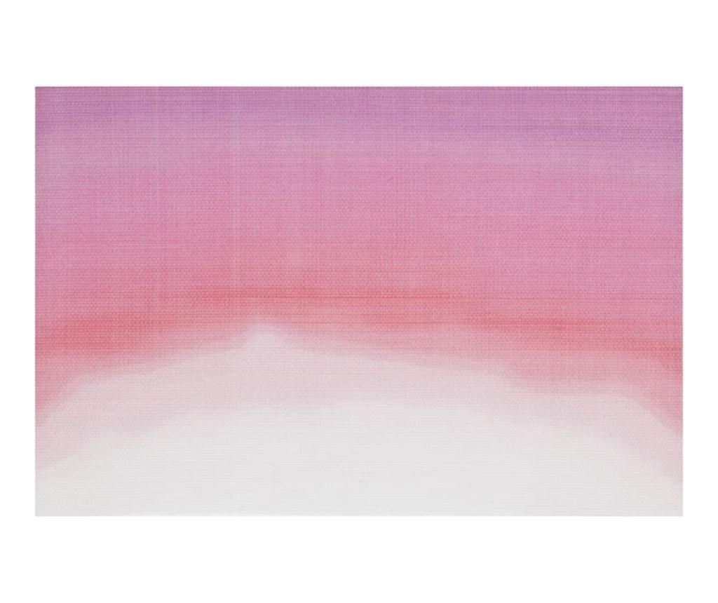 Podmetač Sky Pink 30x45 cm