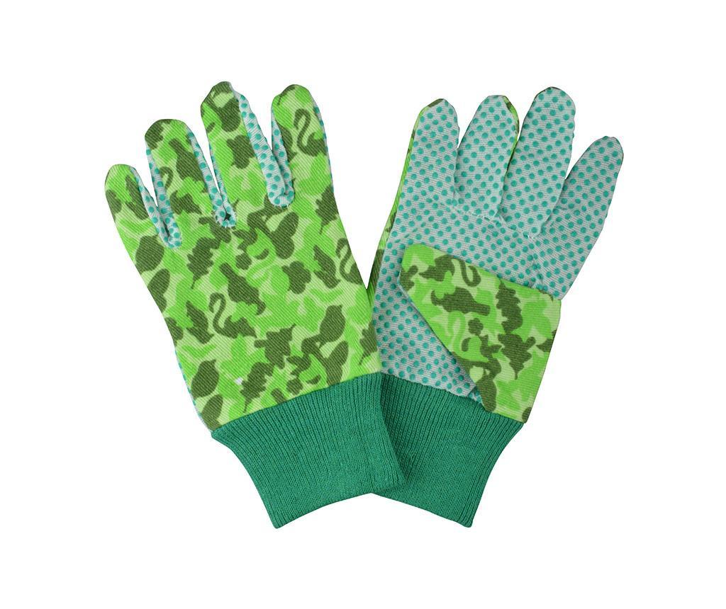 Otroške vrtnarske rokavice Camouflage