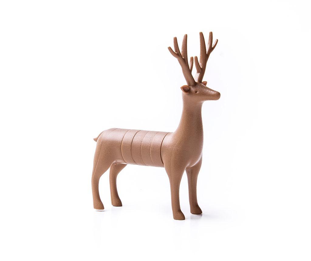 Deer Brown 6 db Mágnes