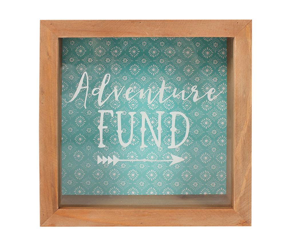 Štedna kasica Adventure Fund