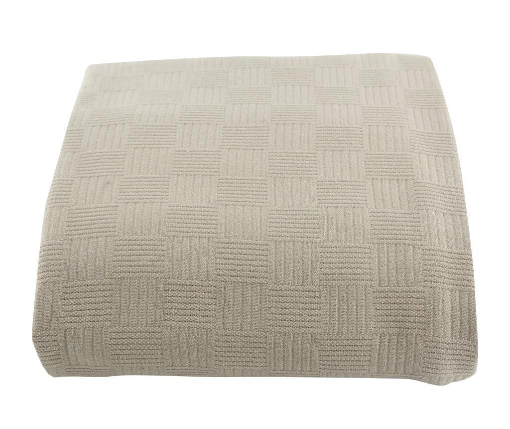 Prekrivač Pique Dante Beige 220x260 cm