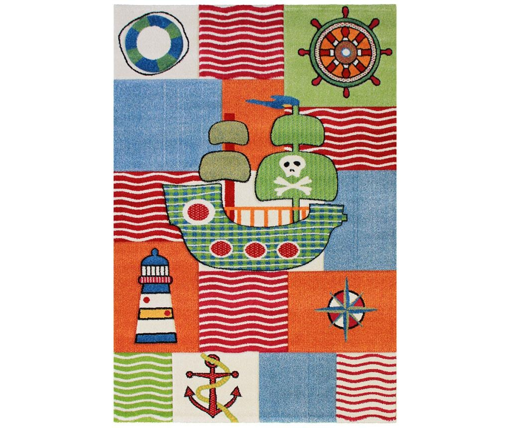 Ship Multicolor Szőnyeg 160x230 cm