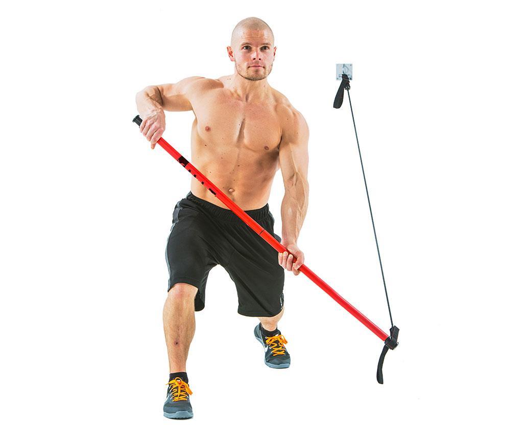 Set pentru antrenament de rezistenta Gymstick H.I.T.