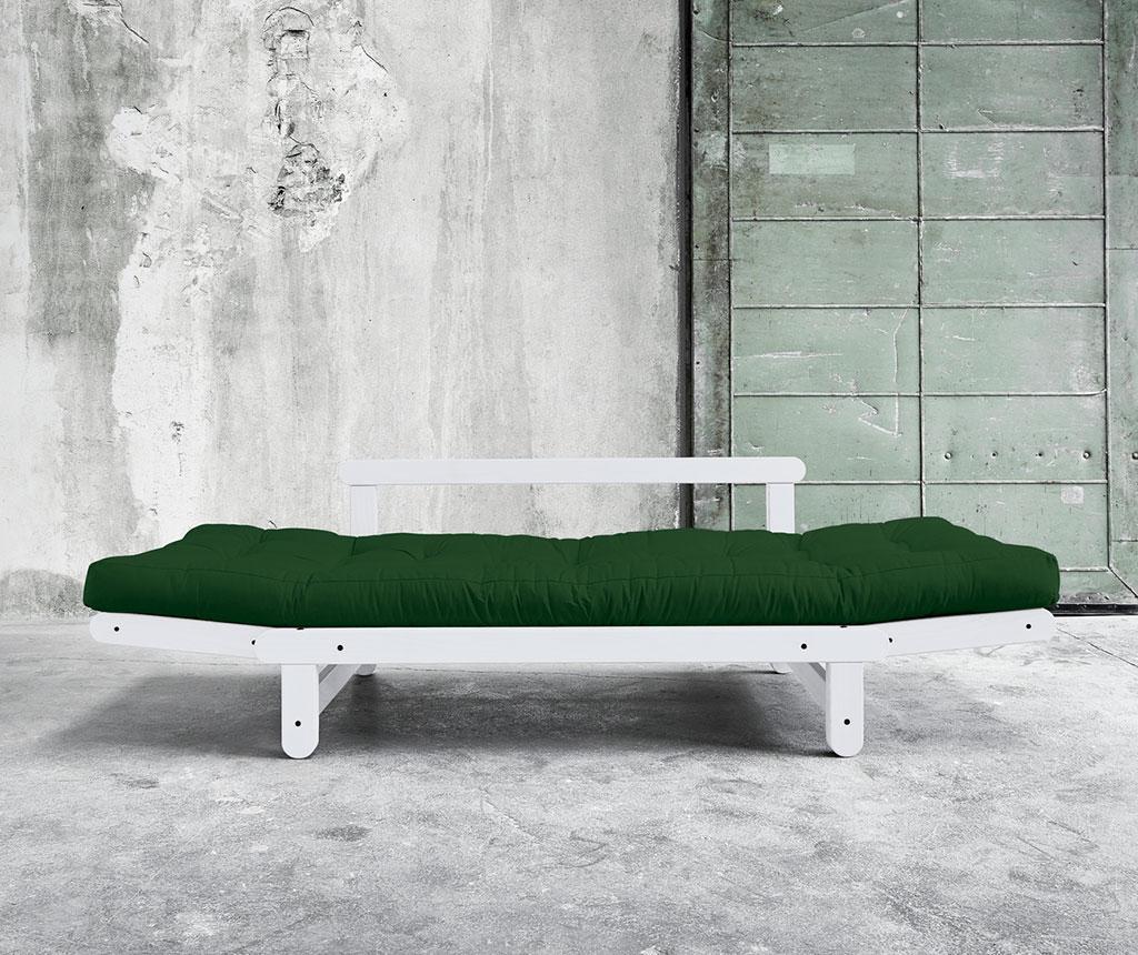 Sofa extensibila Beat White and Botella
