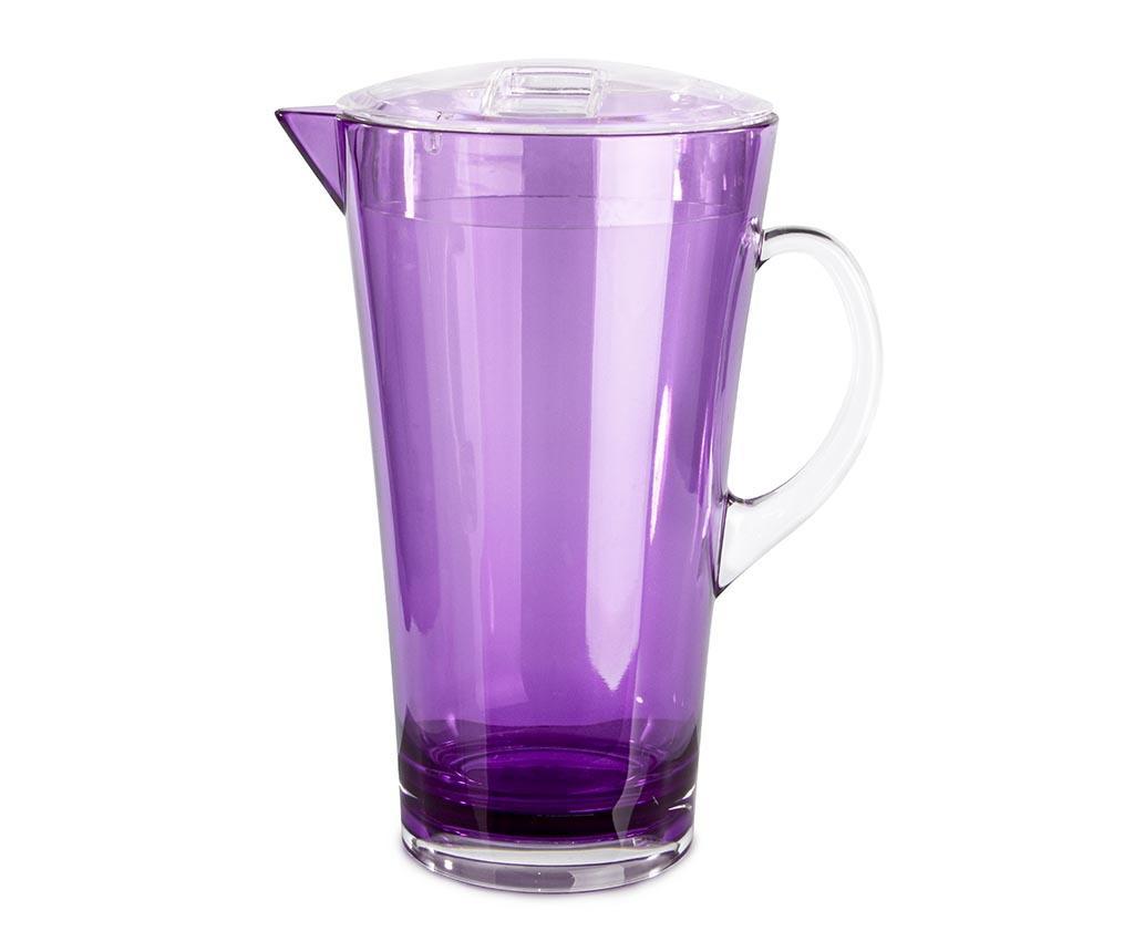 Shine Purple Kancsó fedővel