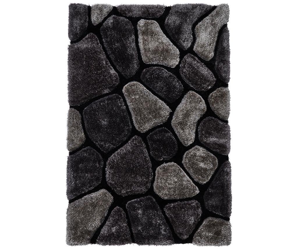 Килим Noble House Black and Grey 150x230 см