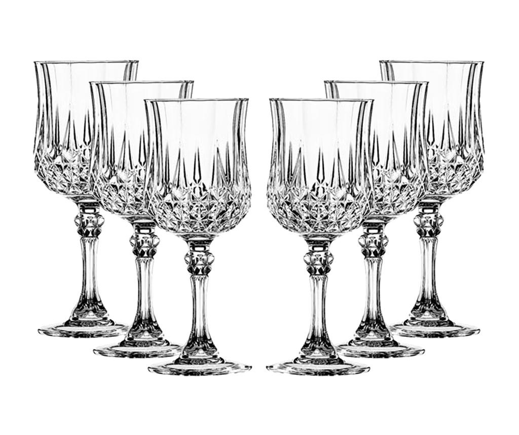 Set 6 čaša za vino Longchamp 170 ml