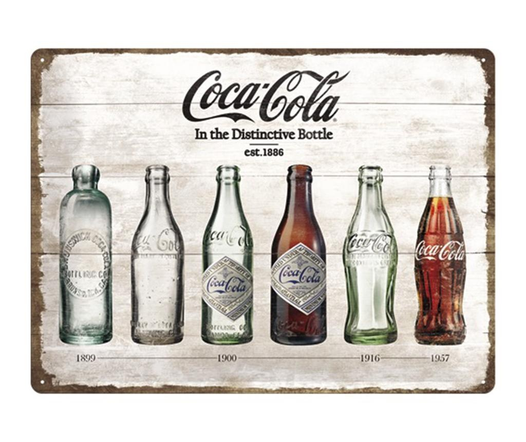 Coca Cola Bottle Fali dekoráció - Vivre.hu