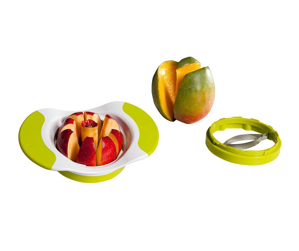 Feliator pentru mere si mango Healthy Bite