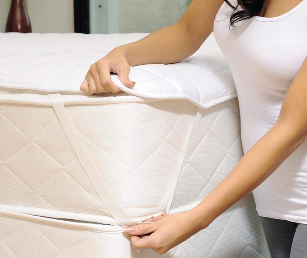 Prošivena zaštita za madrac Waterproof 180x200 cm