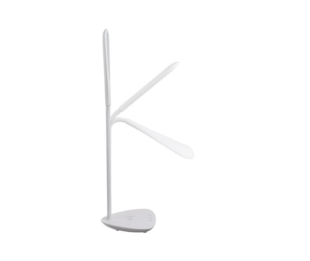Svetilka z brezžično polnilno postajo Induction