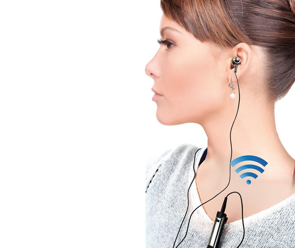 Adaptor Bluetooth audio Sleek