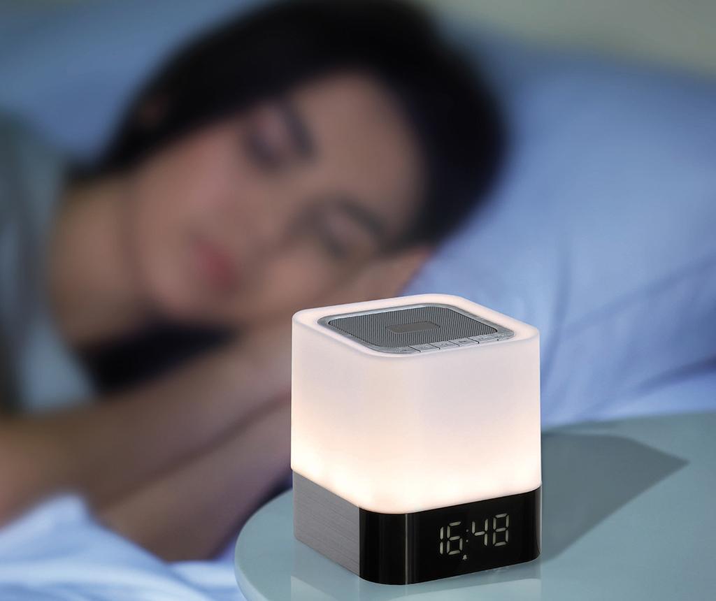 Lampa de veghe cu alarma Ulin