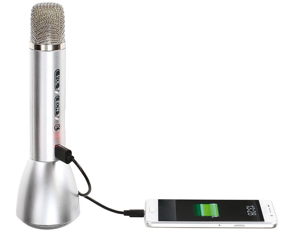 Microfon cu difuzor Karaoke Style