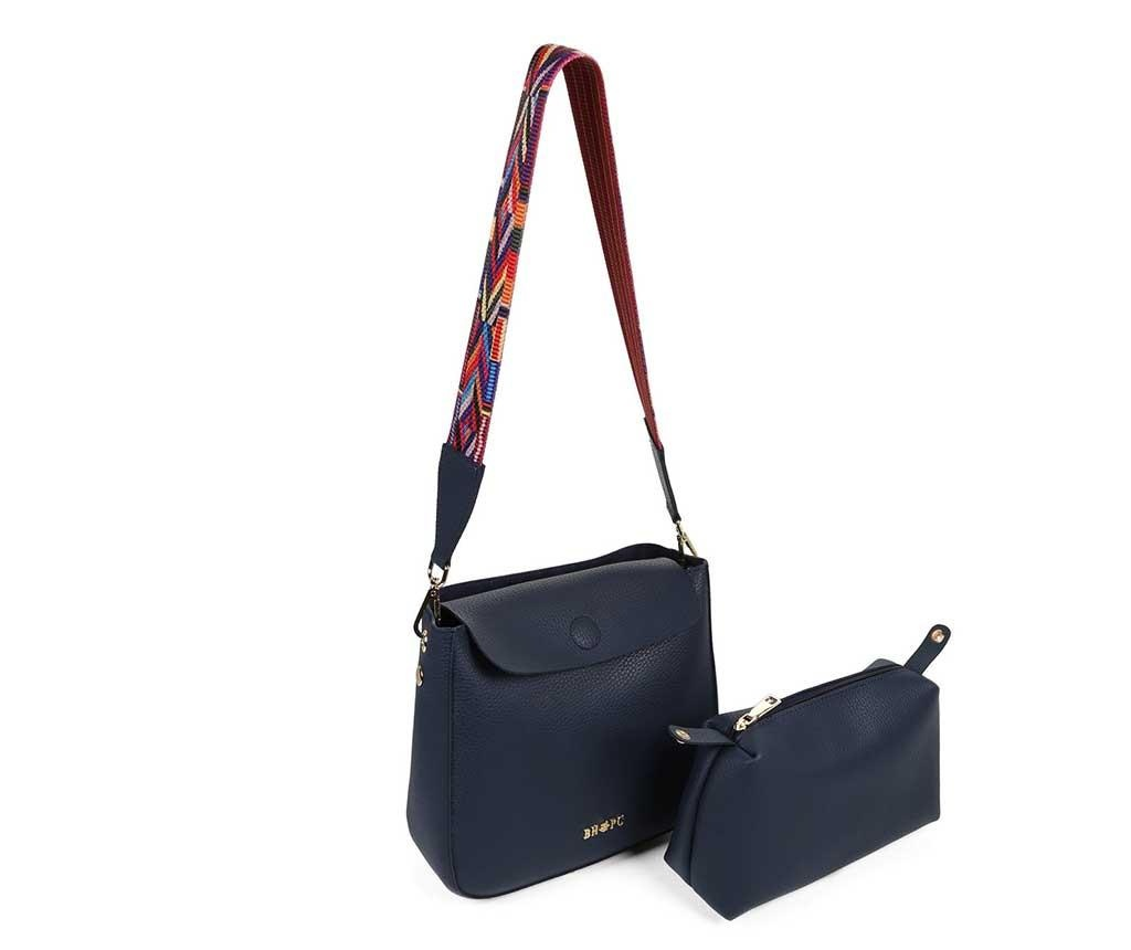Geanta Indie Dark Blue