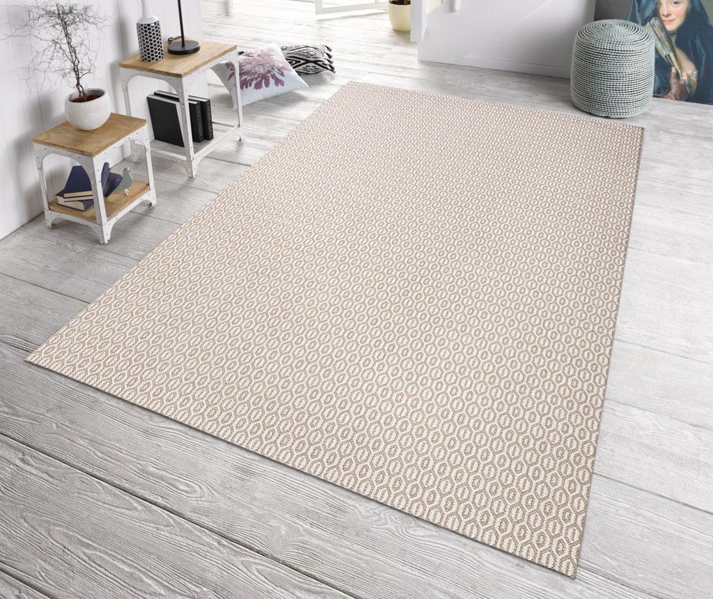 Tepih za vanjski prostor Meadow Coin Grey 160x230 cm