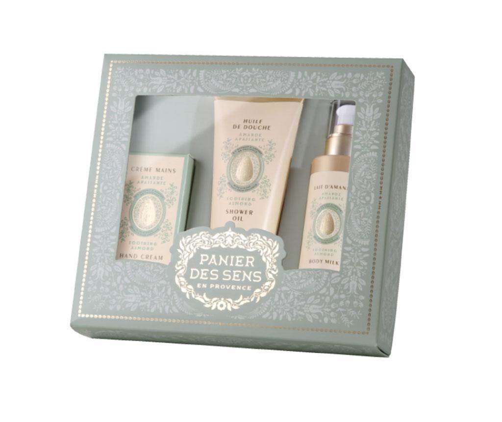 3 delni set kozmetike Soothing Almond