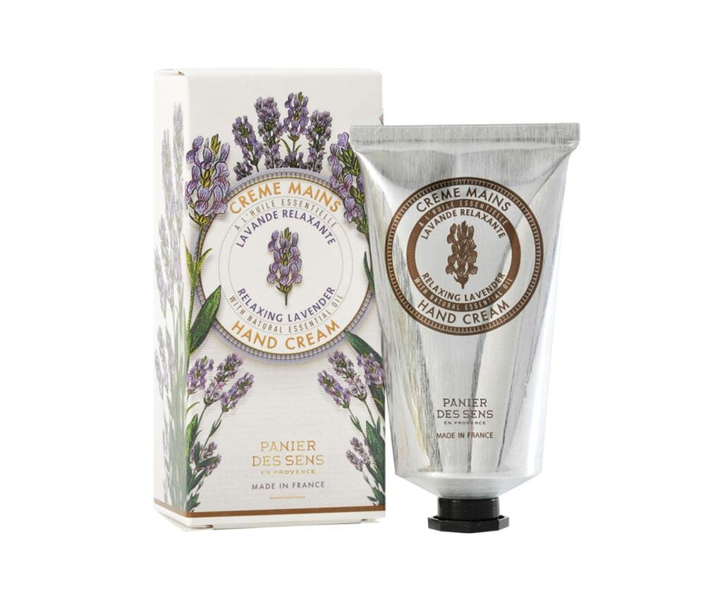Krema za roke Essential Relaxing Lavender 75 ml
