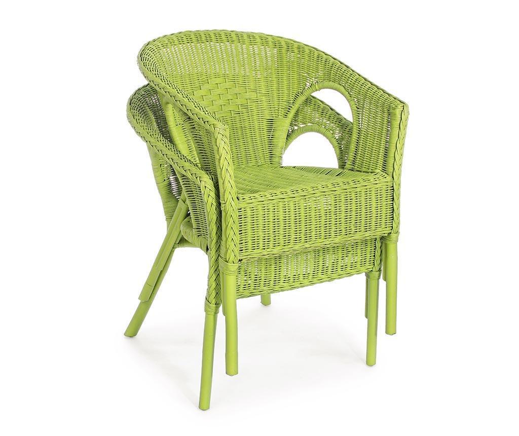 Scaun pentru exterior Allis Green