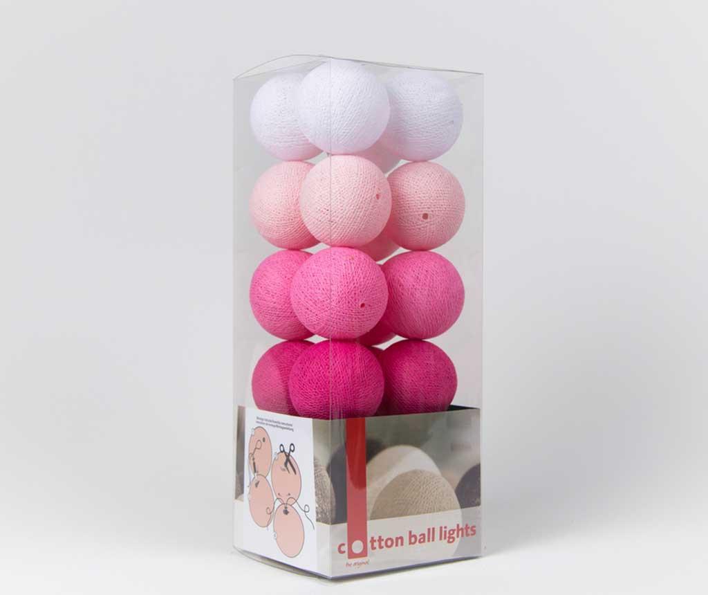 Ghirlanda luminoasa Favorites Pink 264 cm