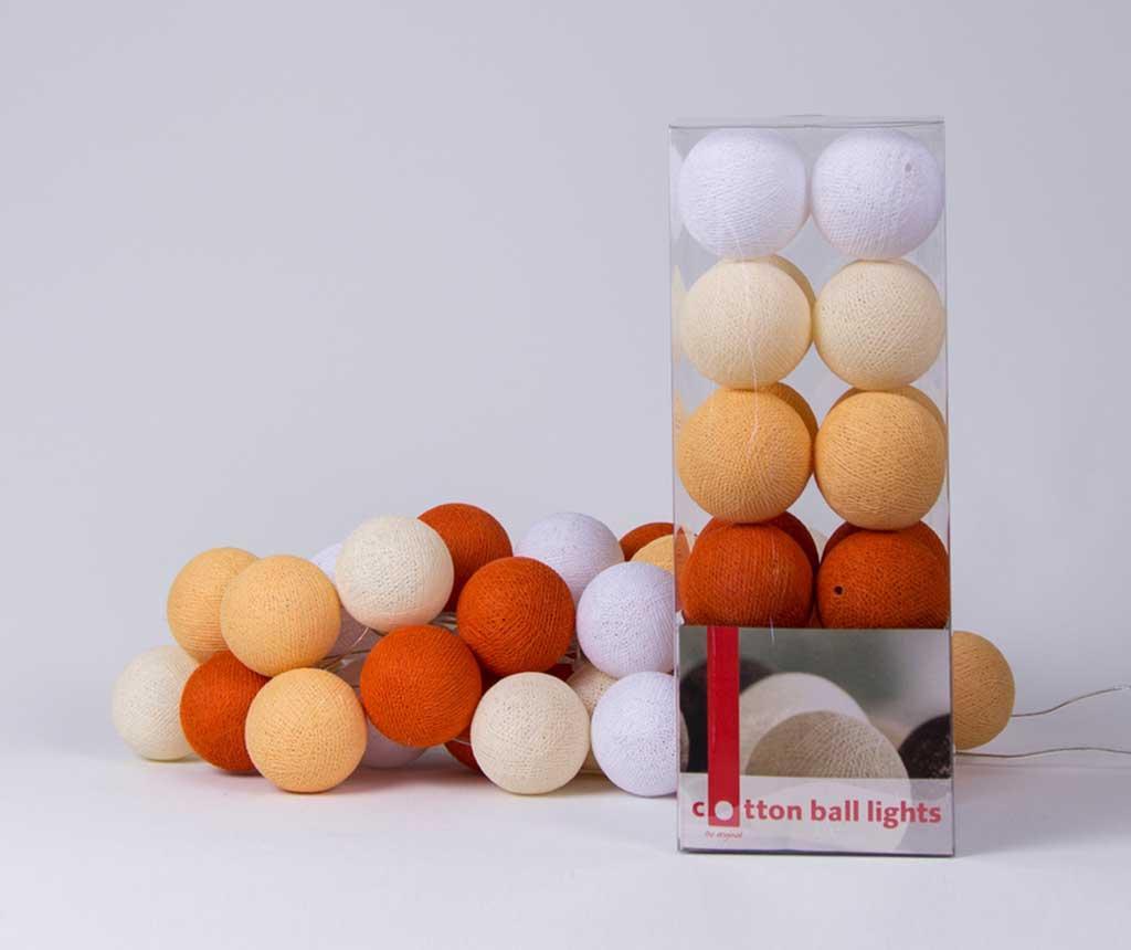 Ghirlanda luminoasa Favorites Orange 354 cm