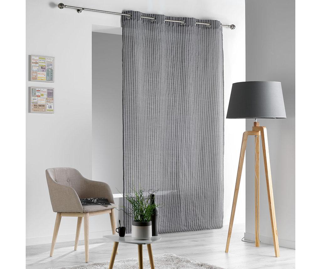 Zastor Sofiane Grey 140x260 cm