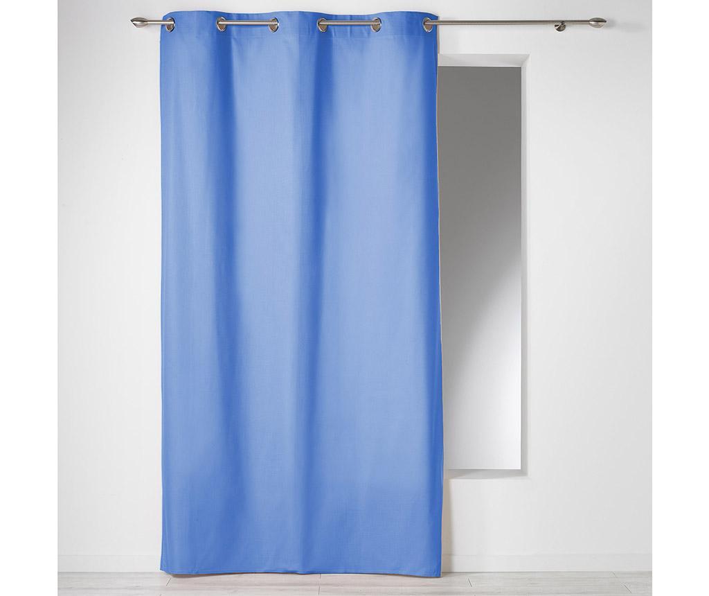 Draperie Panama Blue 140x240 cm