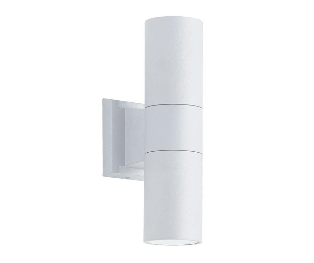 Aplica de perete pentru exterior Sotris White Equilibrium