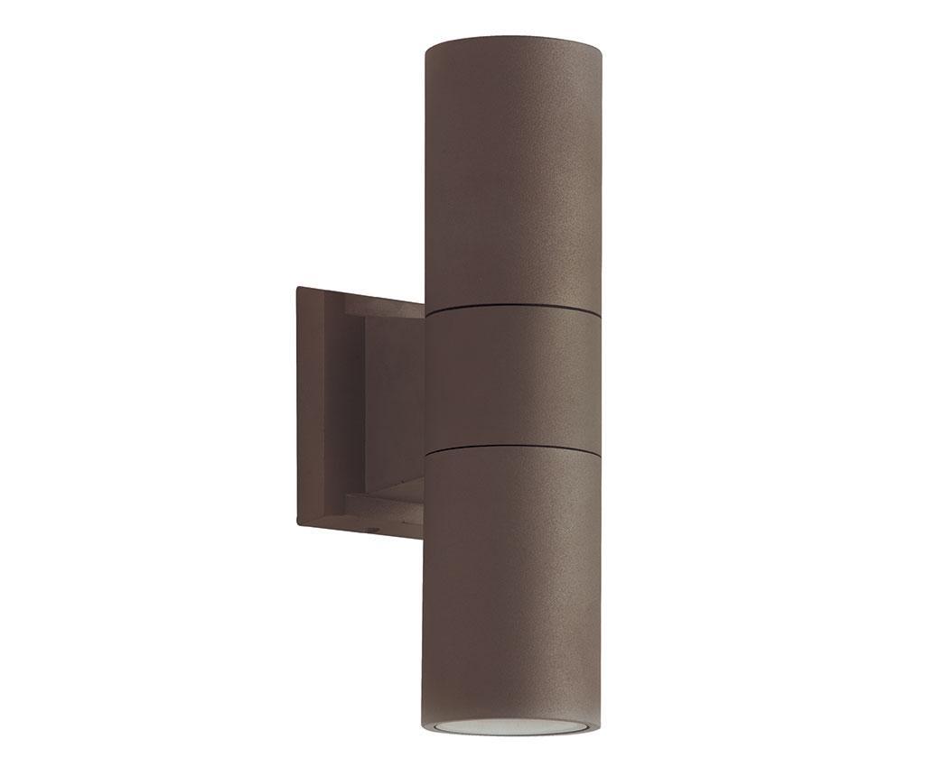 Vanjska zidna svjetiljka Sotris Brown Equilibrium