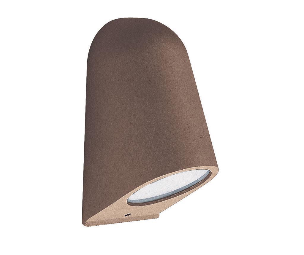 Vanjska zidna svjetiljka Hydra Brown