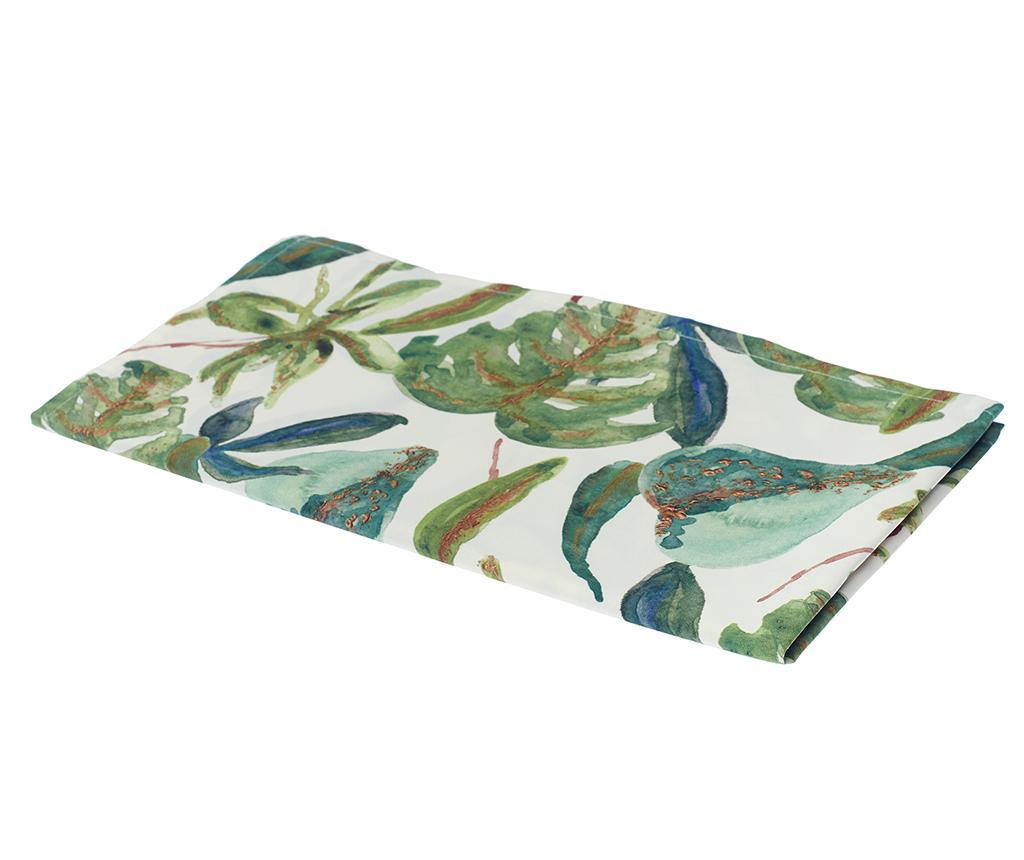 Nadstolnjak Tropical Leafs 40x140 cm