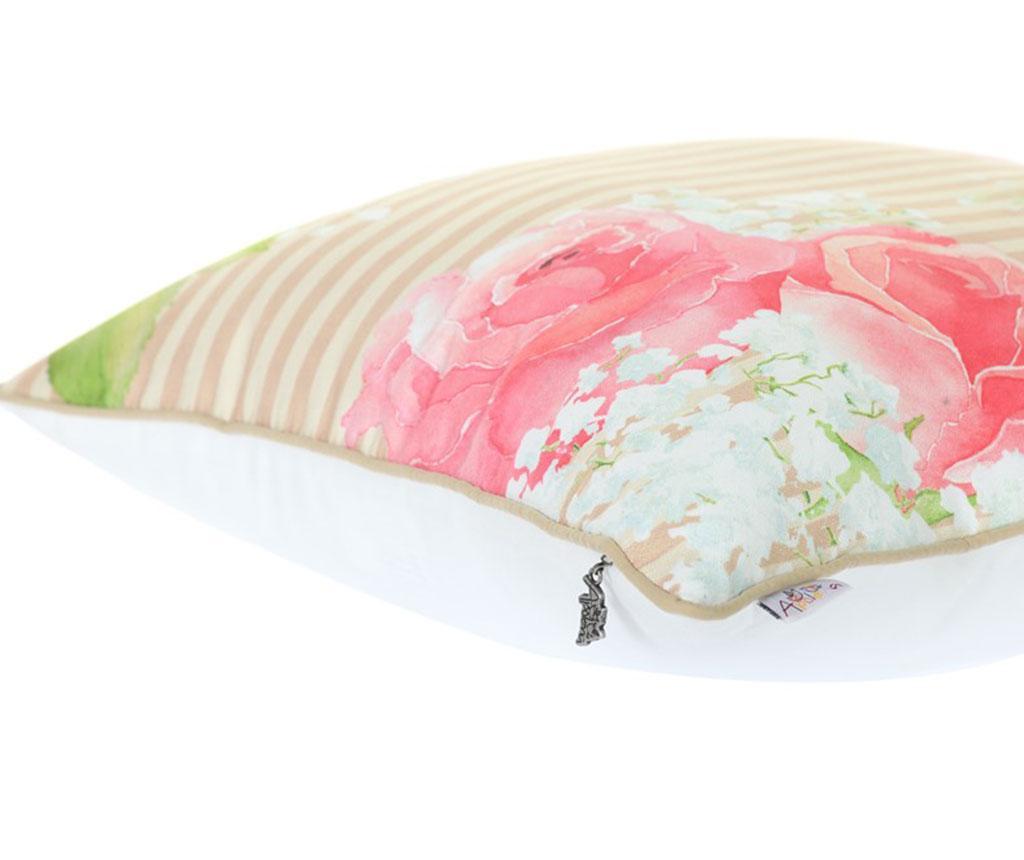 Fata de perna Sweet Flowers 43x43 cm