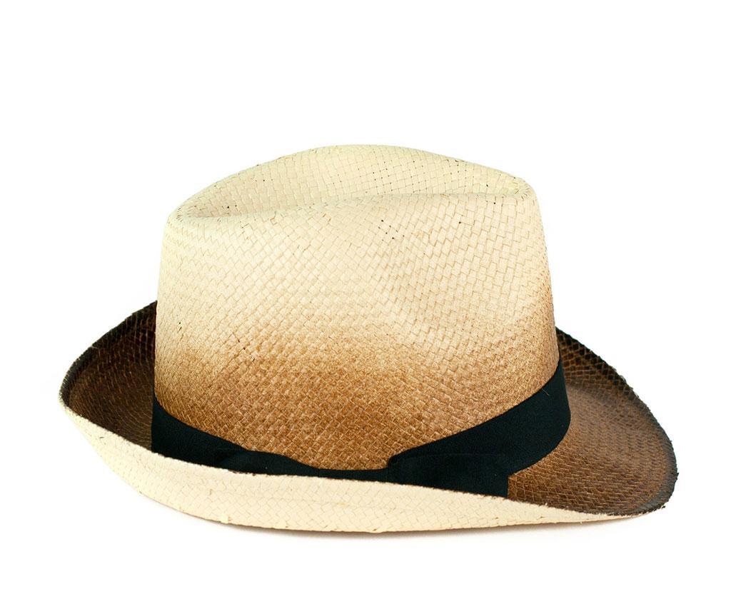 Klobuk Hayley Cream Brown 58-60 cm